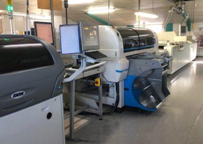 Atelier de fabrication de nos appareils